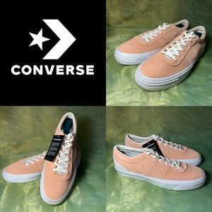 Converse One Star Embroidery Low Top Shoes